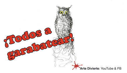 Dibujar garabatos es bueno para tu salud by LeonardoPereznieto