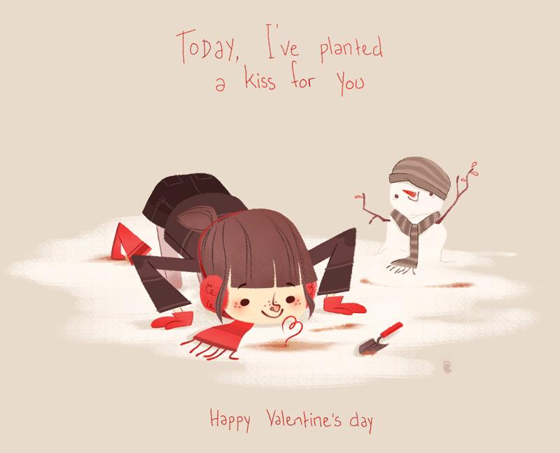 Happy Valentine's Day ! by tshipbd