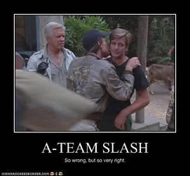 A-Slash Right by GhostHuntress