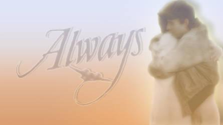 Always... by GhostHuntress