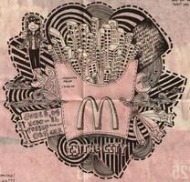 medium fries