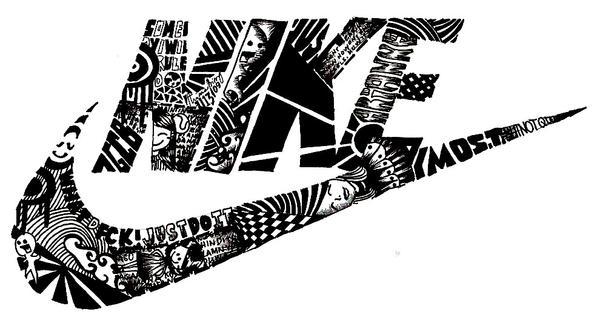 Graphic Design Nike Logo