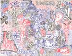 doodle plate 1