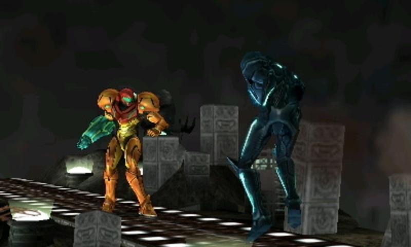 SSB3DS Picture 64: Samus vs Dark Samus by quincyjazimar13