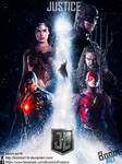 DCs Justice League Poster N4