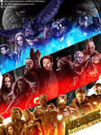Infinity War IMAX poster