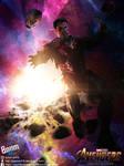 AVENGERS: INFINITY WAR Tony Stark Poster