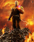 THANOS IN THE END OF THE WORLD