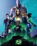 Marvel's Avengers 4 POSTER
