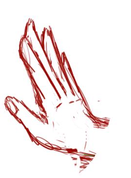 Look a hand by CherrelAnn