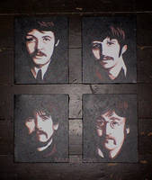 The Beatles by onksy