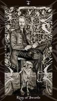 HP Tarot - King of Swords