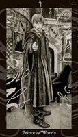 HP Tarot - Prince of Wands