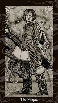HP Tarot - 1 The Magus
