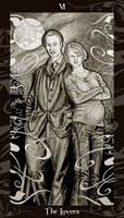 HP Tarot - 6 The Lovers