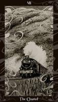 HP Tarot - 7 The Chariot