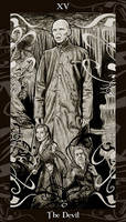 HP Tarot 15 - The Devil