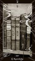 HP Tarot - 6S Knowledge