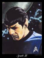 Spock III by Ellygator