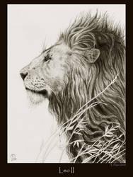 Leo II by Ellygator