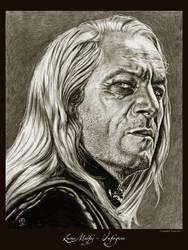 Lucius Malfoy - Unforgiven by Ellygator