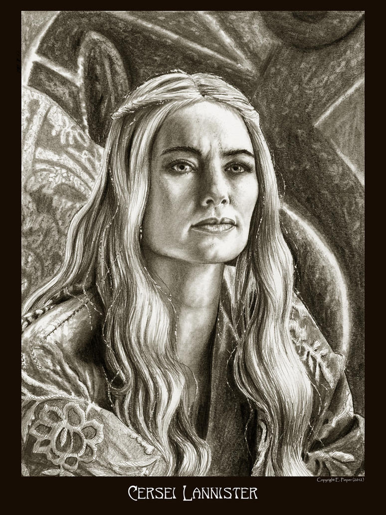 Cersei Lannister By Ellygator On DeviantArt