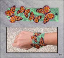 Butterflies by Ellygator