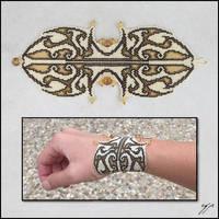 Amber Shield by Ellygator
