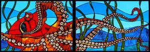 Octopus Window (Double Panel)