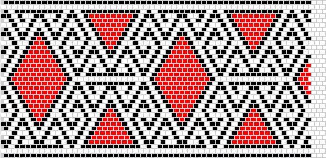 Pattern for Keypattern by Ellygator