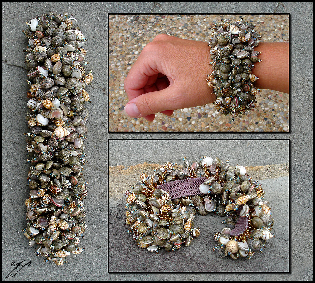 Beachcomber's Bracelet by Ellygator