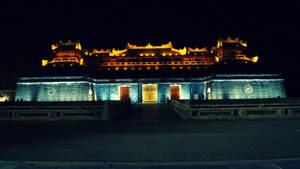 Hue Castle Enterance 4k