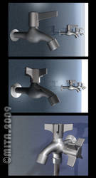 rotary and swing faucets by buttprobe-2112
