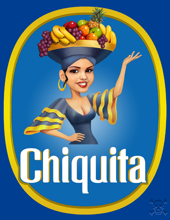 Chiquita Logo by JamesParce