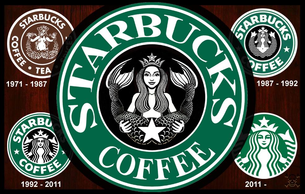 Starbucks Logo Redesign By Jamesparce On Deviantart