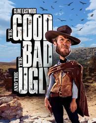 GBU Movie Poster by JamesParce