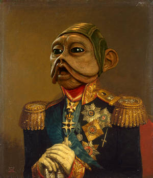 Lietenant Commander Nunb