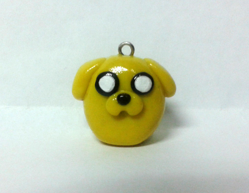 Adventure Time Jake by baboolyn