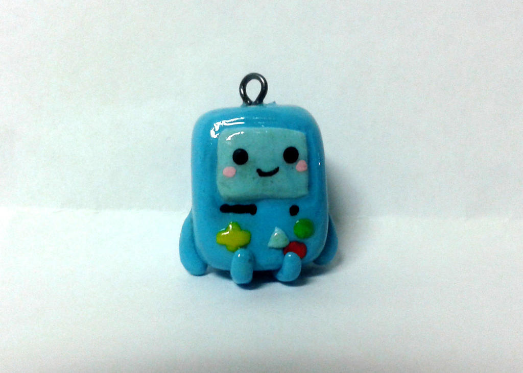 Adventure Time BMO by baboolyn