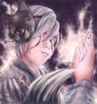 Kitsune Sakura Master Revealed by BlackDelphin