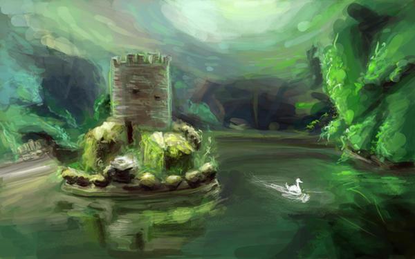 Floating Castle Speedp...