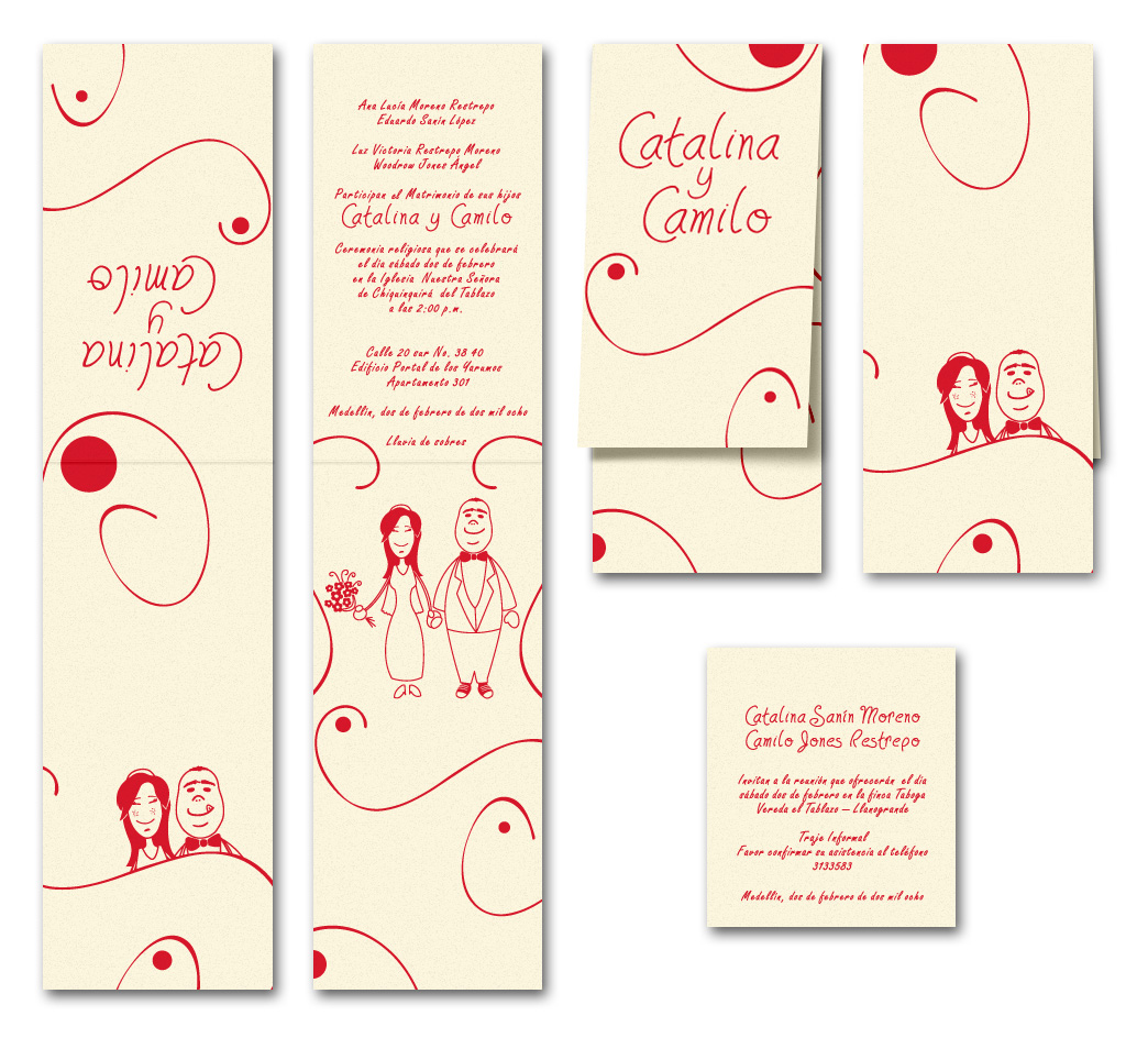 My wedding Invitation by camilojones on DeviantArt