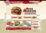 Burger King Site for Medellin