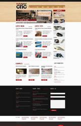 Web design CNC Machines by camilojones