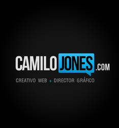 Camilo Jones Logo by camilojones