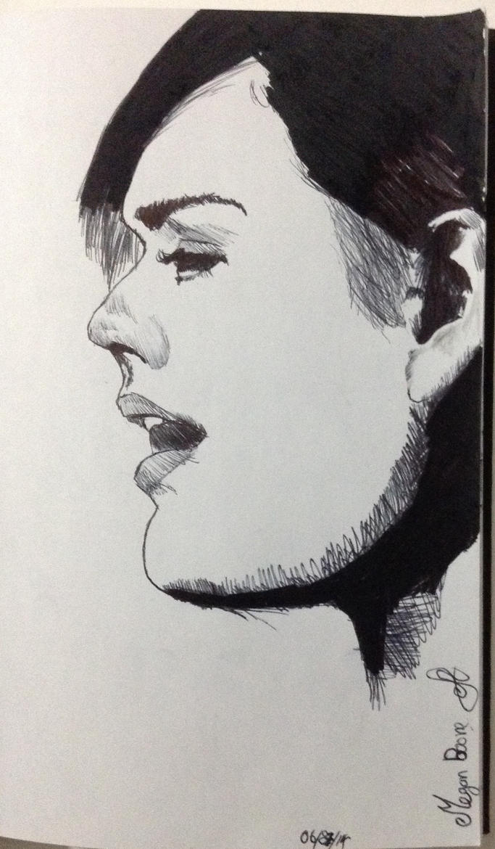 Megan Boon by christianaurel
