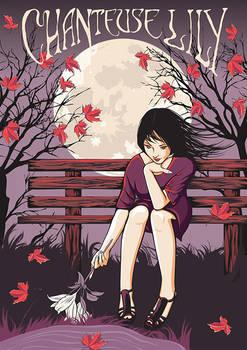 Chantuese Lily in Purple