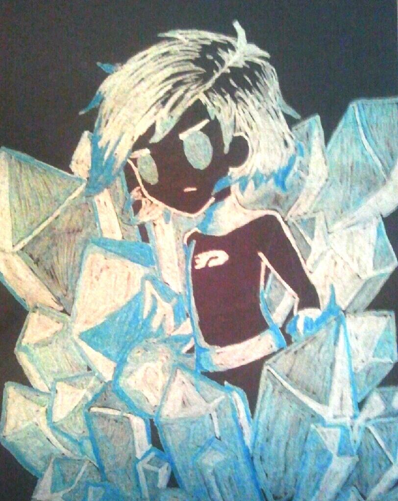 Cryo Phantom by AlphaLupine
