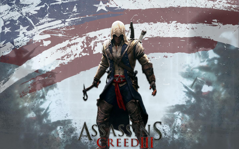 Assassins Creed 3 Wallpaper By Harmoniousdesigns On Deviantart