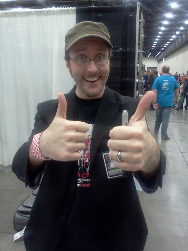 Doug Walker - Nostalgia Critic by FearlessLeo45